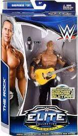WWE Elite Figure Series #31 The Rock
