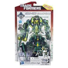 Transformers Generations Deluxe Figures Wave 9-Mini-Con 3-Pack