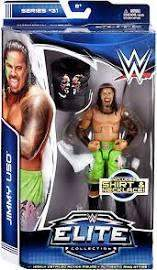 WWE Elite Figure Series #31 Jimmy Uso