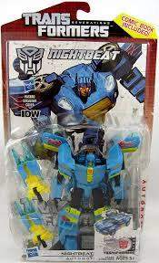 Transformers Generations Deluxe  Wave 11 Nightbeat