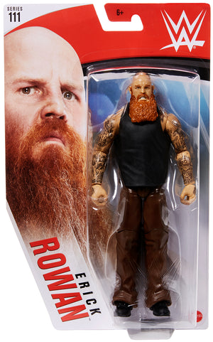 Erik Rowan - WWE Basic Series 111