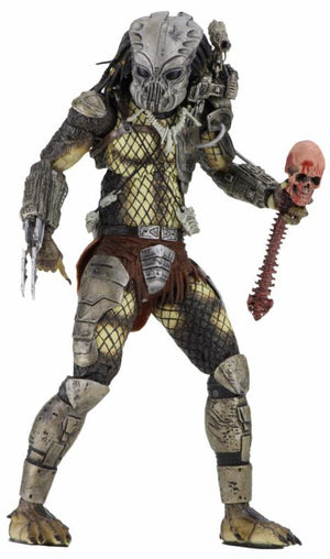 "Jungle Hunter Masked (Prototype) - Predator - 7"" Scale Action Figure - 30th Anniversary"