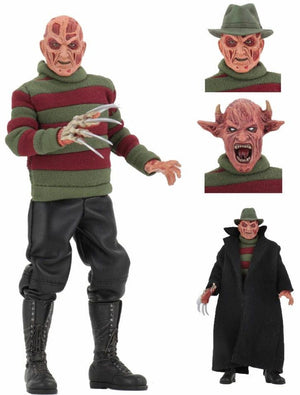 "Nightmare On Elm Street - 8"" Clothed Figure - New Nightmare Freddy"