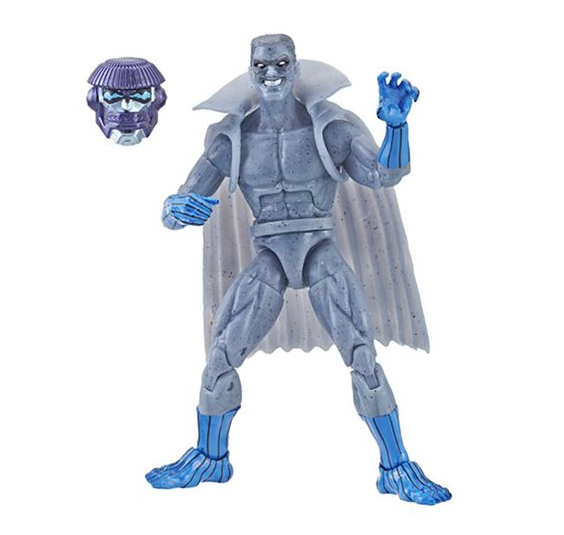 Grey Gargoyle - Captain Marvel Marvel Legends Wave 1 (Kree Sentry BAF)