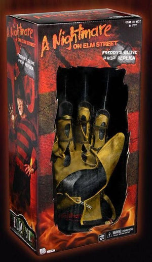 Nightmare on Elm Street - Prop Replica - Freddy Glove 1984 Movie