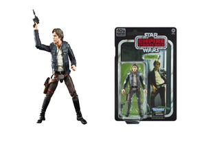Han Solo - Star Wars Black Series ESB 40th Anniversary Wave 1