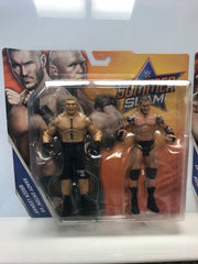 WWE SummerSlam 2 Pack - Randy Orton vs Brock Lesnar