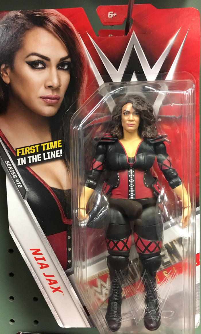 WWE Basic Series 72 - Nia Jax