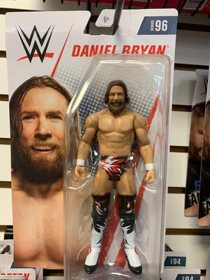 Daniel Bryan - WWE Basic Series 96