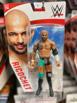 Ricochet - WWE Basic Series 114