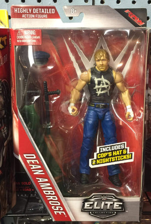WWE Elite Series 41 Dean Ambrose