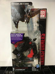 Laserbeak - Transformers Generations Titans Return Legends Wave 2