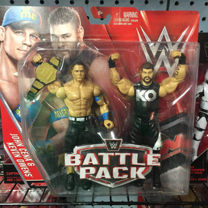 WWE Battle Pack Series 39 John Cena/Kevin Owens