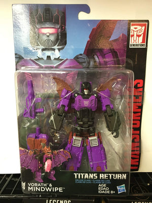 Mindwipe - Transformers Generations Titans Return Deluxe Wave 2