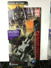 Ravage - Transformers Generations Titans Return Legends Wave 2