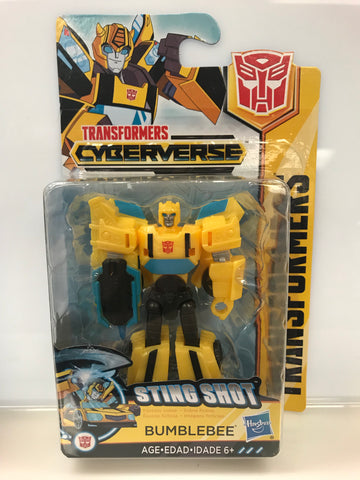 Bumblebee - Transformers Cyberverse Scout Class Wave 2