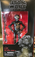 "4-LOM - Star Wars Black Series 6"" Wave 17"