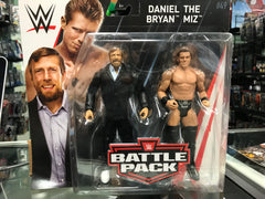 WWE Battle Pack Series 49 - Daniel Bryan and The Miz