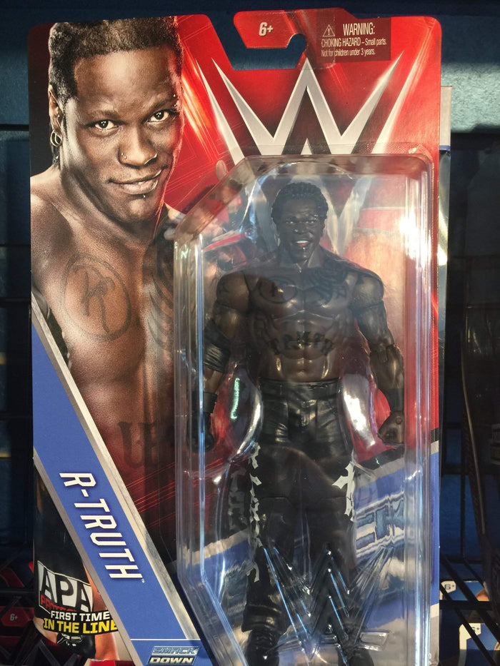 WWE Basic Series 59 R-Truth