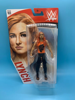 Becky Lynch - WWE Basic Series 103