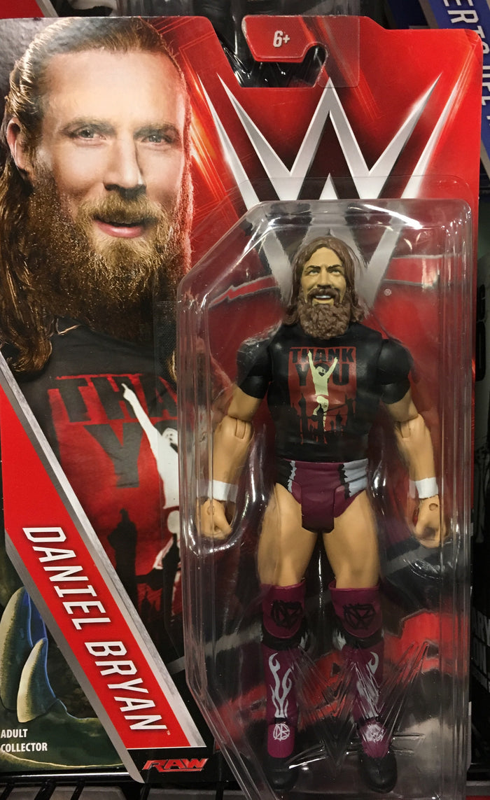 Daniel Bryan - WWE Basic Series 66
