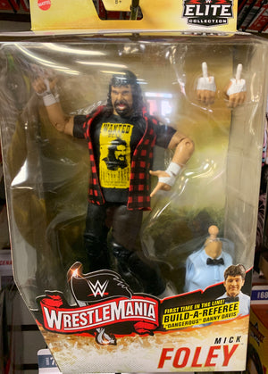 Mick Foley (WrestleMania 22) - WWE WrestleMania Elite