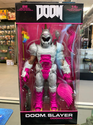 Doomicorn - Doom 3 McFarlane Action Figure