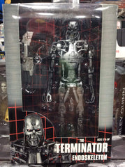 "Terminator Endoskeleton - 7"" Scale Action Figure"
