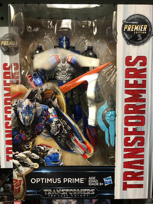 Optimus Prime - Transformers The Last Knight Voyager Wave 1