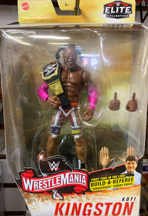 Kofi Kingston (WrestleMania 35) - WWE WrestleMania Elite