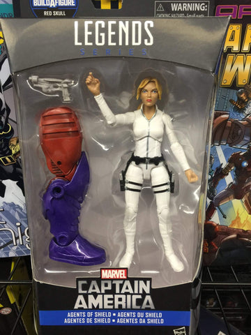 Agent 13 Sharon Carter - Captain America Civil War Marvel Legends Wave 1