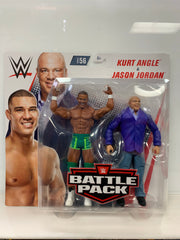 Kurt Angle & Jason Jordan - WWE Battle Pack Series 56