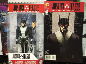 Justice League Gods & Monsters Batman with Jla Gods And Monsters Batman #1