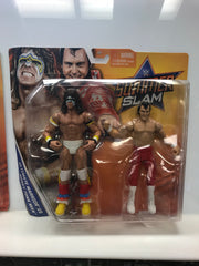 WWE SummerSlam 2 Pack - Ultimate Warrior vs Honky Tonk Man