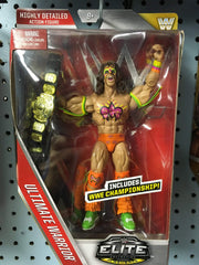 WWE Elite Series Legends Ultimate Warrior (Legends 6)