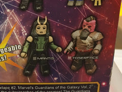 Mantis and Taserface - Marvel Minimates Series 71 GOTG Volume 2