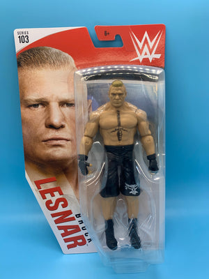 Brock Lesnar - WWE Basic Series 103