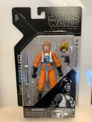 Luke Skywalker - Star Wars The Black Series Archive Wave 1