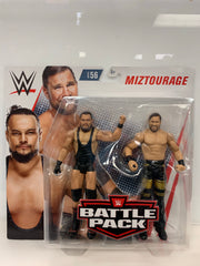 Miztourage - WWE Battle Pack Series 56