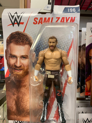 Sami Zayn - WWE Basic Series 96