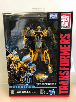 Bumblebee - Transformers Generations Studio Series Deluxe Class