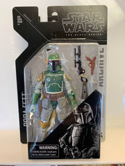 Boba Fett - Star Wars The Black Series Archive Wave 1