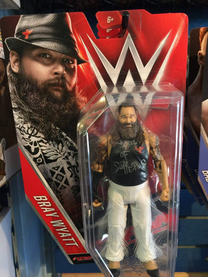 WWE Basic Series 59 Bray Wyatt