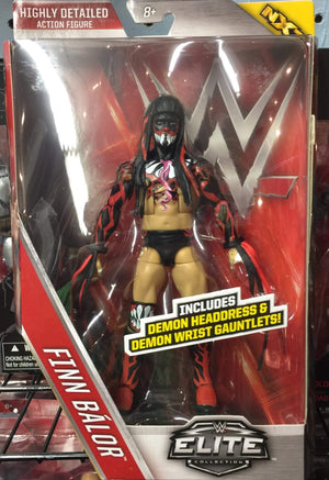 WWE Elite Series 41 Finn Balor