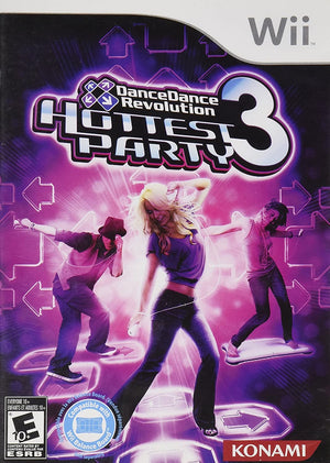 Dance Dance Revolution: Hottest Party 3