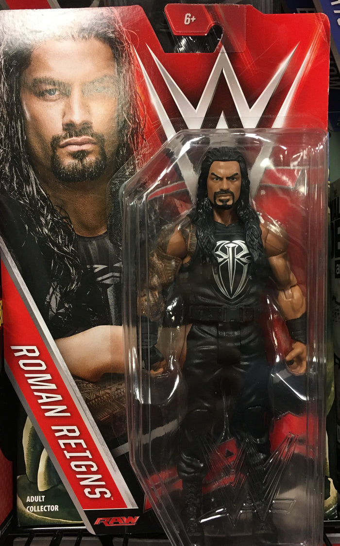 Roman Reigns - WWE Basic Series 66