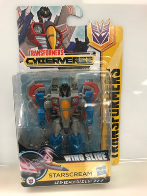 Starscream - Transformers Cyberverse Scout Class Wave 2
