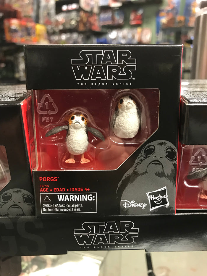 "Star Wars The Black Series - Porg (3.75"")"