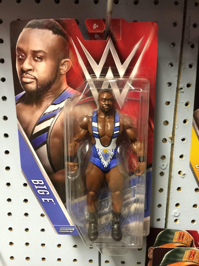 WWE Basic Series 61 Big E (New Day)