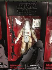 "Snowtrooper - Star Wars Black Series 6"" Wave 13 (Re-Issue)"